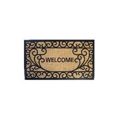 Dollhouse Décor - Dollhouse Welcome Mat -- Check out the image by visiting the link.