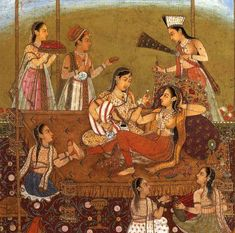 History of India, Indian History, Kamasutra Ancient Indian Paintings, Karma Sutra, Earth Song, Hindus, Got Books, Cultura Pop, Book Photography, Free Reading, Indian Art
