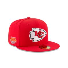 best service 09b5f b60a4 Kansas city chiefs team slogan red 59fifty fitted. Chiefs LogoTeam  SlogansNfl Kansas City ChiefsNew Era HatsTeam LogoSnapback Hats