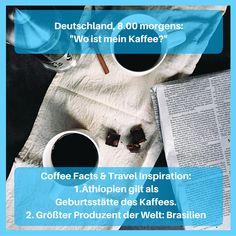Guten Morgen! Woher Kommt eigentlich mein Kaffee?