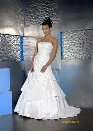 Robe de mariée Ribambelle Carriere 2010