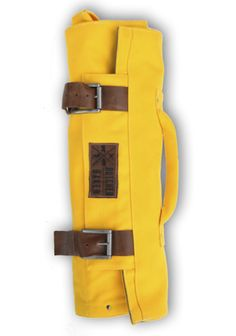 YELLOW CANVAS KNIFE ROLL – Butcher and Baker