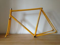 Neil Orrell Track Frames 53/54/55cm Triple Triangle and Standard | LFGSS