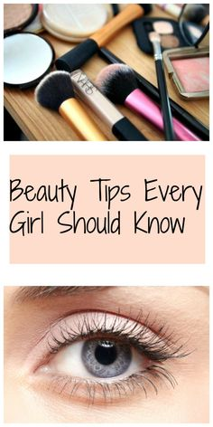 Being beautiful and taking care of yourself doesn't have to take up all of your day or money. Here is some fun and easy #beauty #tips that every girl should have in the daily routine. <3