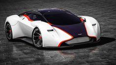 Concept Cars Of The future! ''NEW 2017 Aston Martin DP-100'' 2017 Best New Concept Cars For The Future