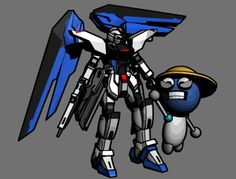 Bollo VS Gundam