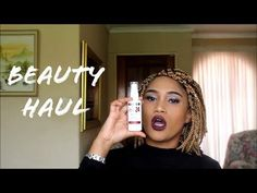 BEAUTY HAUL | DRUGSTORE MAKEUP | ERNESTINE JANUARIE | SOUTH AFRICAN BLOGGER - YouTube