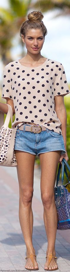 Street Style | Jessica Hart