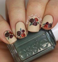 NailArt Flores