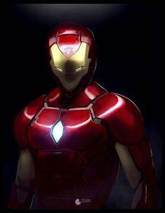 Imagine this suit in Avengers Endgame Marvel Dc, Marvel Comics, Marvel Heroes, Iron Man Wallpaper, Marvel Wallpaper, Comic Movies, Comic Book Characters, Iron Man Art, Iron Man Avengers