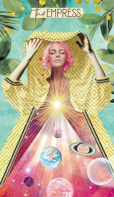 Muse Tarot Meanings The Empress – The Muse Tarot // Chris-Anne // Tarot Cards and Poetry