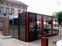 Escritório, loja ou casas em Container