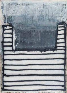 Terri Brooks Artist  -Horizontal Bars, 2006
