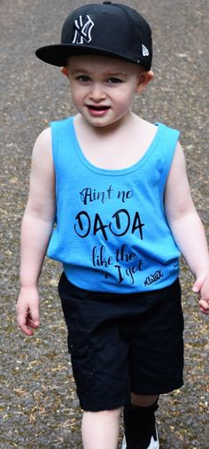 Image of Ain't No DADA Like the One I Got Tank *Pre-Order*
