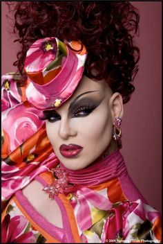 Nina Flowers - I met her yesterday at work. So humble & kind! What a sweetheart!