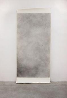 softconcrete:  Katarina Zdjelar, Cloud, Cement, Shadow. Soil, Wall, Sky et al.(after Franco Minissi's GNM) #1, 2012