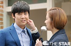 Lee Hong Ki and Yang Jin Sung Pour on the Cuteness at Media Event for Bride of the Century   A Koala's Playground