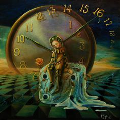 Your Stuff - TinyPic - Free Image Hosting, Photo Sharing & Video Hosting Photomontage, Illustrations, Illustration Art, Father Time, Clock Art, Time Warp, Time Photo, Surreal Art, Belle Photo