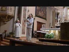 GARLATE, Chiesa di S. Stefano, Canto Gregoriano, G. Vianini