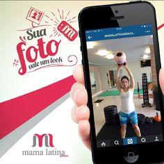 Lise Baptista aproveitou o treino crossfit para tirar uma foto com o Look Mama Latina!  Show !! #MamaLatina #SuaSelfieValeumLook #moda #estilo #mulheresquetreinam #promoção #tagsforlikes #follow #selfie #linda #fit #fitness #gym #academia #yoga #pilates #latingirlsdoitbetter #ootd #compra #happy #treino #projeto #preçobom