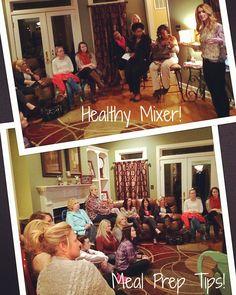 Healthy Mixer