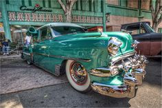 1954 chevy bel air   read more on my blog   kathy   Flickr