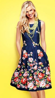 Flower dresses for women images