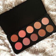 BH Cosmetics Nude Blush Palette ~ missbeth86 Instagram