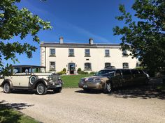 Dublin Vintage wedding cars Meath by AKP Chauffeur Drive offers clients modern Mercedes, Beauford Regent vintage wedding car hire dublin Wedding Car Hire, Mercedes E Class, Dublin Ireland, Car Photography, Just Married, Rolls Royce, Places, Board, Beautiful Pictures