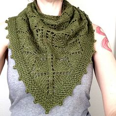 Raveller lifeattheridge's Lonely Tree Shawl knit in Simplinatural from HiKoo. The Lonely Tree Shawl by Sylvia McFadden