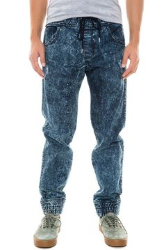 Kilmoure MFG Co. Dash Denim Collection Joggers (Indigo)