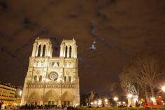 Notre Dame - Cours photo de nuit à Paris - grainedephotographe.com