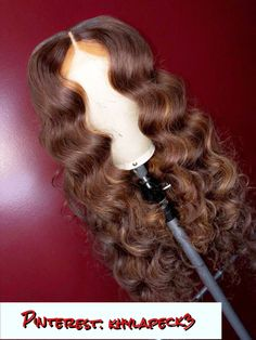 Human Hair Lace Wig Pre Plucked Brazilian Lace Front Wigs With Baby Lace Front Wigs,Human Hair Lace Wigs Wig Styles, Curly Hair Styles, Natural Hair Styles, Haircut Styles, Natural Curls, Hair Styles Weave, Natural Hair Weaves, My Hairstyle, Wig Hairstyles