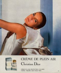 Christian Dior (Cosmetics) 1978 Guy Bourdin