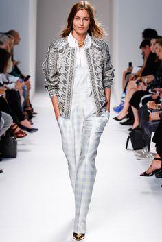 Balmain - Spring/Summer 2014 Paris Fashion Week
