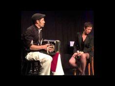La Ultima Curda, duo bandoneón - voice