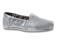 Silver Glitters | #TOMSforProm