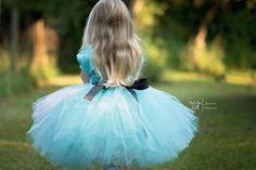 Alice Dress...Wonderland Inspired by HippityHootNotion on Etsy