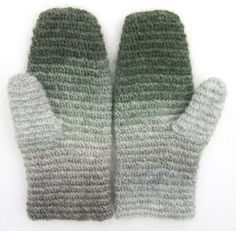 Stick O, Crochet Clothes, Knit Crochet, Gloves, Knitting, My Style, Pattern, Handmade, How To Wear