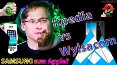 WYLSA vs Itpedia | Samsung или Apple  https://www.youtube.com/watch?v=5LxhCLojvSk&list=PL_eoE_6O09-Z6F_HLMqgJGKuIJsyj8EKk&index=1  Необоснованный и левый срач двух каналов миллионников!  https://BAKSOMAGNIT.COM/wylsa-vs-itpedia-samsung-ili-apple  Спор у них реально непонятный, да не о чём и сейчас я поставлю точку своим мнением, Сразу всё разрулится!       Итак, запускайте видео на тему ленивого срача Вилсы и АйТипедии ... Вникните во всю жесть на их каналах и стримах! А вообще пользуйтесь…