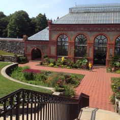 Greenhouse at Biltmore Estate, Asheville, NC