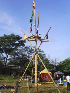 torre Scout altopionerismo