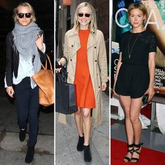 Taylor Schilling's Style — Get to Know It Before The Lucky One Opens