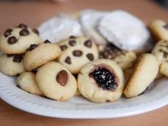 galletitas dulces Food N, Food And Drink, Tasty, Yummy Food, Healthy Choices, Brownies, Bakery, Brunch, Sweets