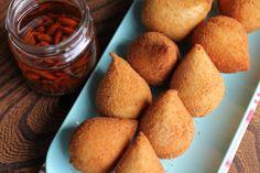 RECIPE : #HotAndChilli: Coxinha, Brazilian food