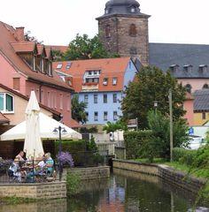 Ilmtalradweg von Kranichfeld bis Weimar http://frank-c-mey.com/tour-ilmtalradweg-19-08-2015 Bad Berka
