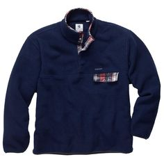 All Prep Pullover: Navy