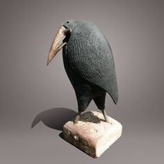 """OH MY!! This is Amazing!! ***love*** """"Corbeau"""" by Christian Pradier"""