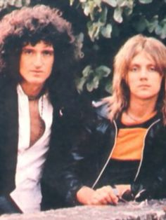 Maylor! (Brian May & Roger Taylor of Queen)
