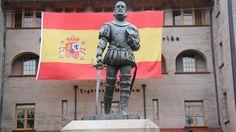 España reivindica su papel en la historia de EE.UU.